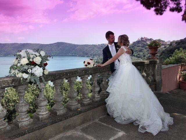 Il matrimonio di Claudio e Veronica a Roma, Roma 23