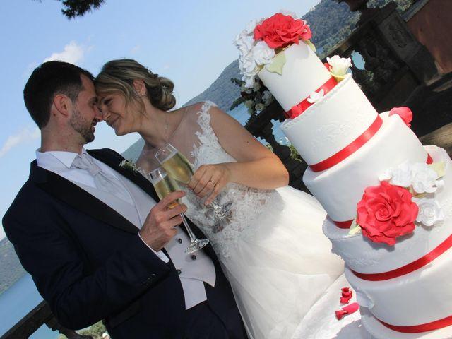 Il matrimonio di Claudio e Veronica a Roma, Roma 28