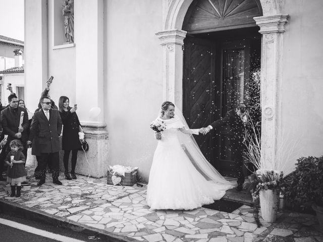Il matrimonio di Loris e Paola a Marostica, Vicenza 25