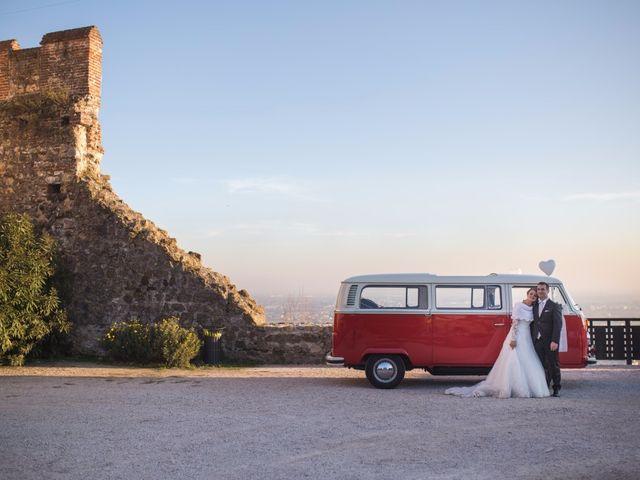 Il matrimonio di Loris e Paola a Marostica, Vicenza 35
