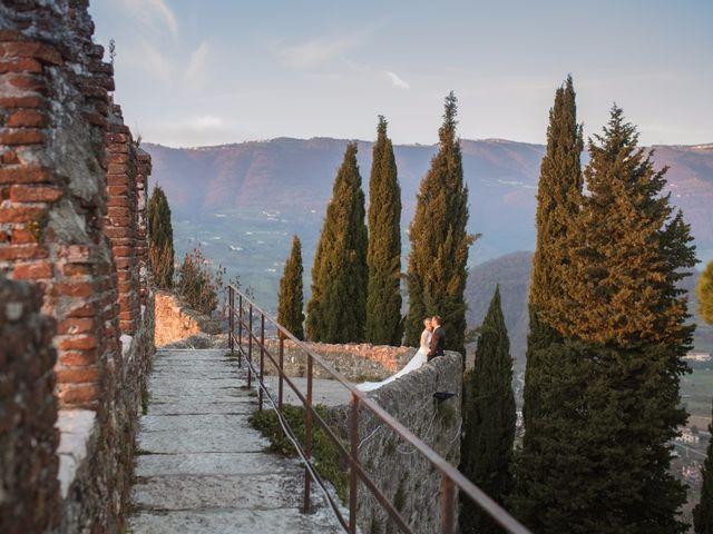 Il matrimonio di Loris e Paola a Marostica, Vicenza 38