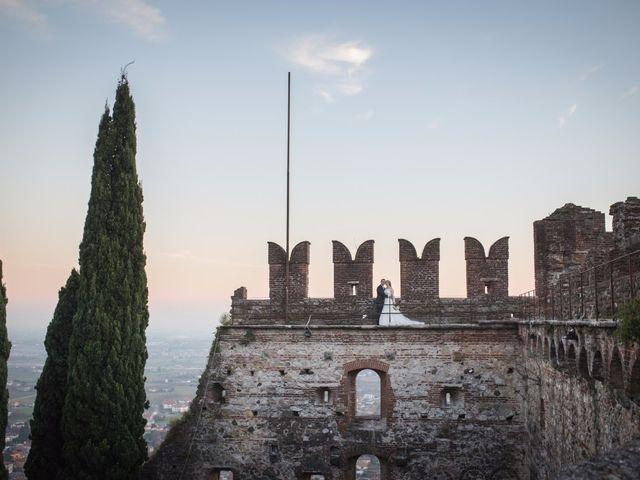 Il matrimonio di Loris e Paola a Marostica, Vicenza 41