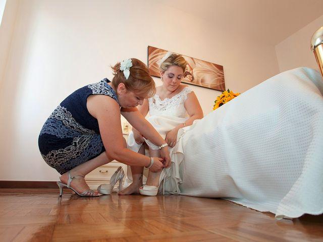 Il matrimonio di Danilo e Annamaria a Sedriano, Milano 13