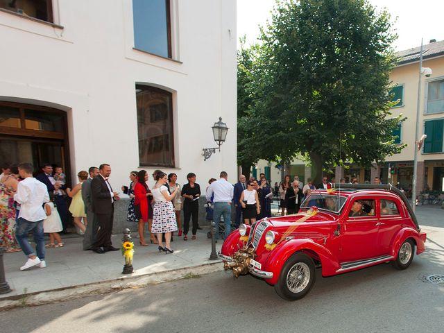 Il matrimonio di Danilo e Annamaria a Sedriano, Milano 43