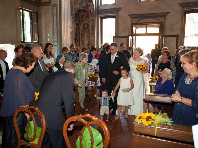Il matrimonio di Danilo e Annamaria a Sedriano, Milano 48