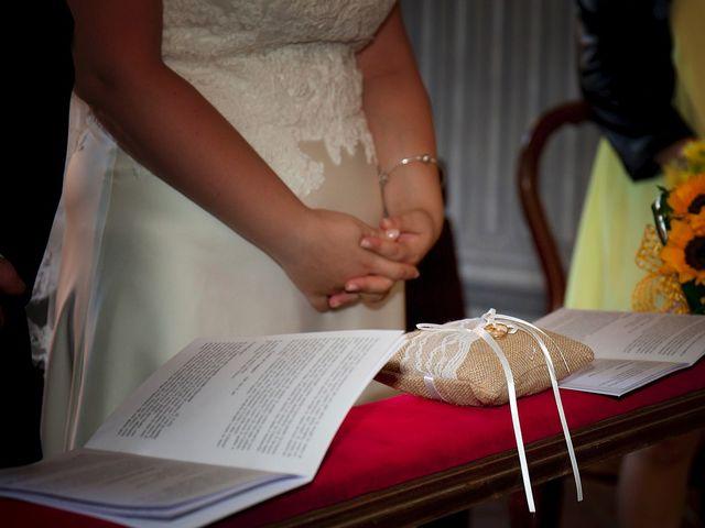 Il matrimonio di Danilo e Annamaria a Sedriano, Milano 54
