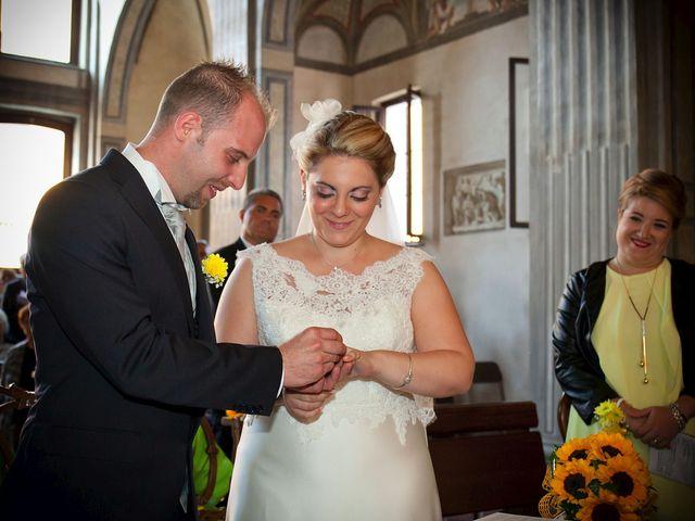 Il matrimonio di Danilo e Annamaria a Sedriano, Milano 58