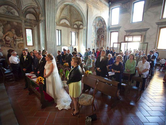 Il matrimonio di Danilo e Annamaria a Sedriano, Milano 64