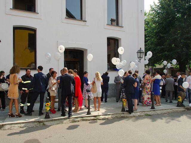 Il matrimonio di Danilo e Annamaria a Sedriano, Milano 71