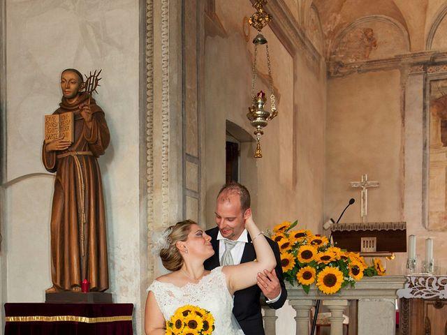 Il matrimonio di Danilo e Annamaria a Sedriano, Milano 77