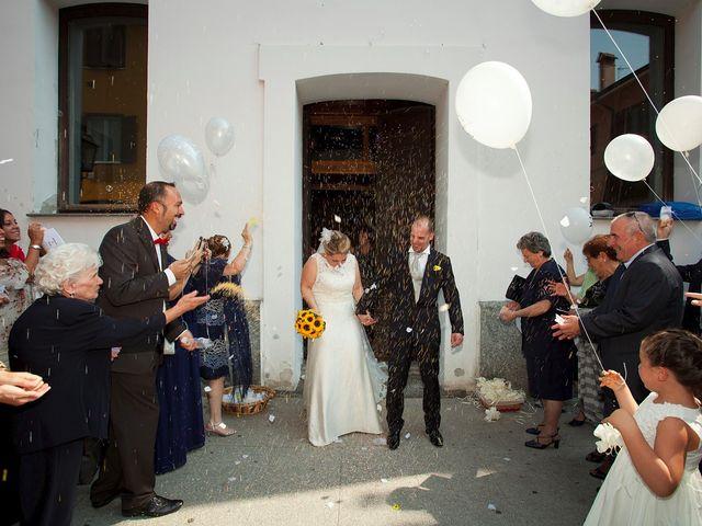 Il matrimonio di Danilo e Annamaria a Sedriano, Milano 78
