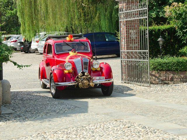 Il matrimonio di Danilo e Annamaria a Sedriano, Milano 83