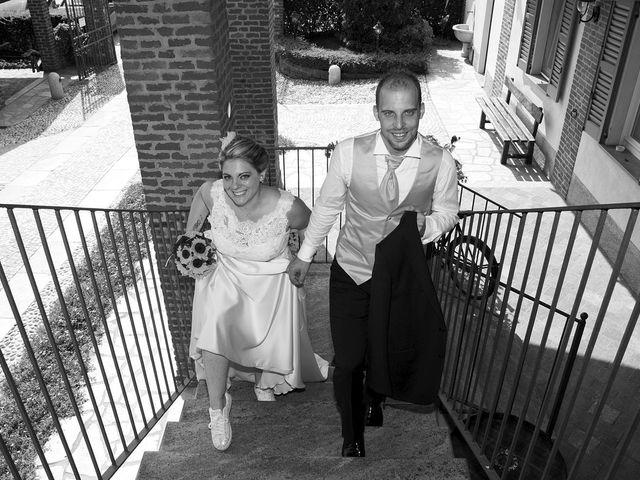 Il matrimonio di Danilo e Annamaria a Sedriano, Milano 104