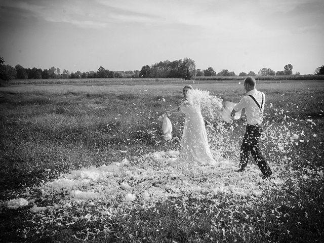 Il matrimonio di Danilo e Annamaria a Sedriano, Milano 120