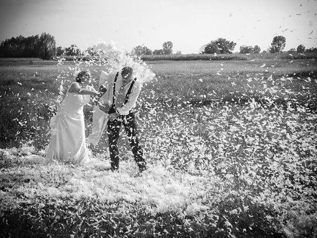 Il matrimonio di Danilo e Annamaria a Sedriano, Milano 2