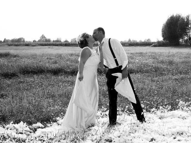 Il matrimonio di Danilo e Annamaria a Sedriano, Milano 121