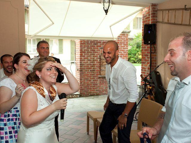 Il matrimonio di Danilo e Annamaria a Sedriano, Milano 125