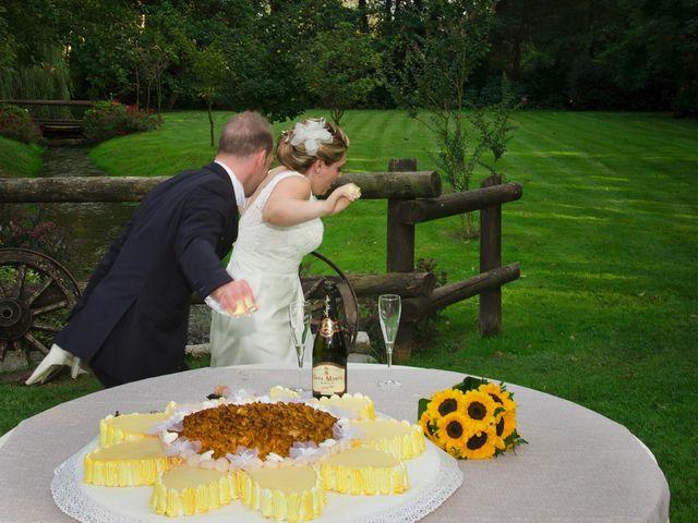 Il matrimonio di Danilo e Annamaria a Sedriano, Milano 132