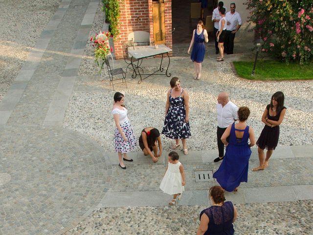 Il matrimonio di Danilo e Annamaria a Sedriano, Milano 139