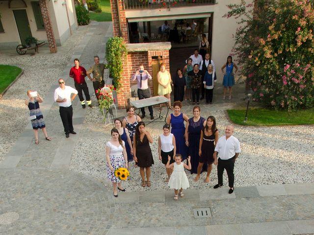 Il matrimonio di Danilo e Annamaria a Sedriano, Milano 140