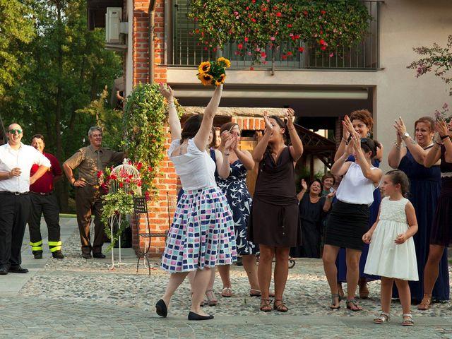 Il matrimonio di Danilo e Annamaria a Sedriano, Milano 142