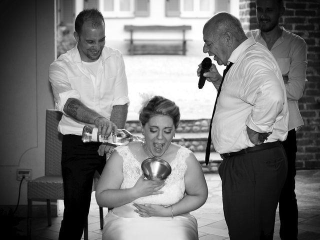 Il matrimonio di Danilo e Annamaria a Sedriano, Milano 149