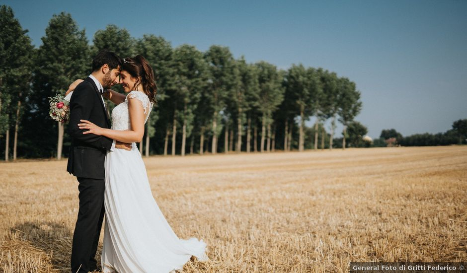 Il matrimonio di Marco e Nicoletta a Crema, Cremona