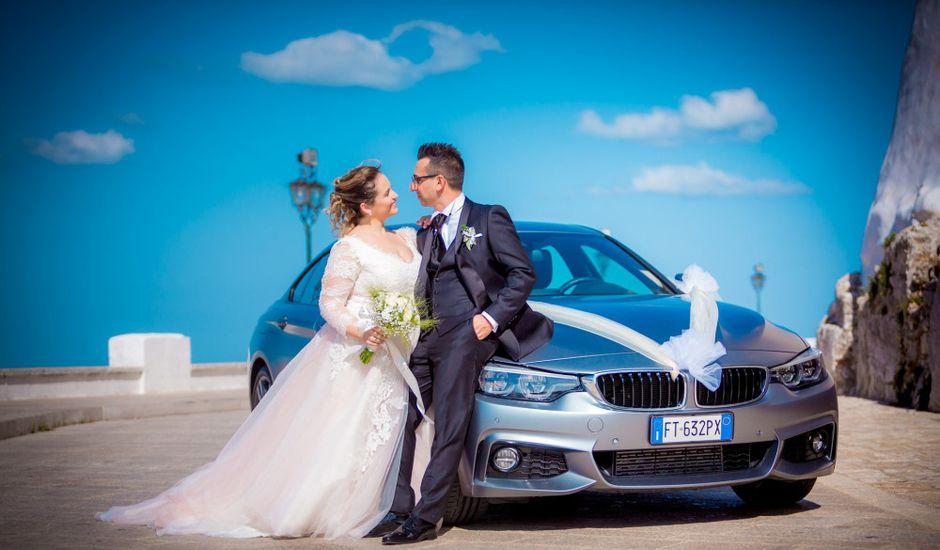 Il matrimonio di Vincenzo e Chiara a Ostuni, Brindisi