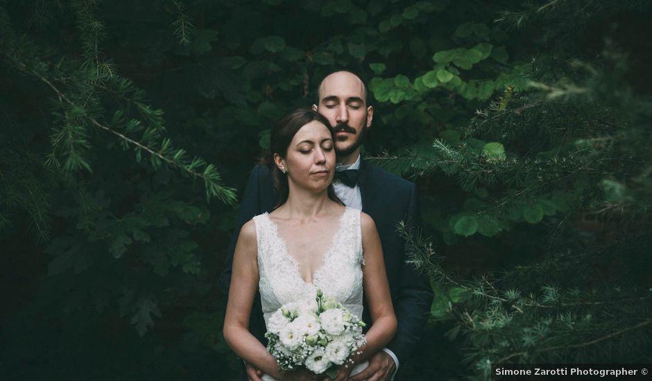 Il matrimonio di Enrico e Giulia a Viadana, Mantova