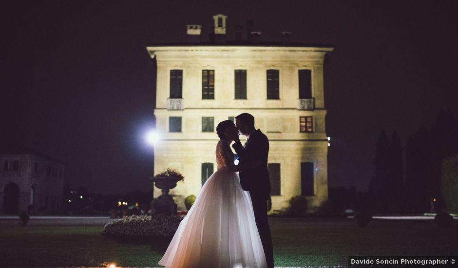 Il matrimonio di Paolo e Alessia a Arese, Milano