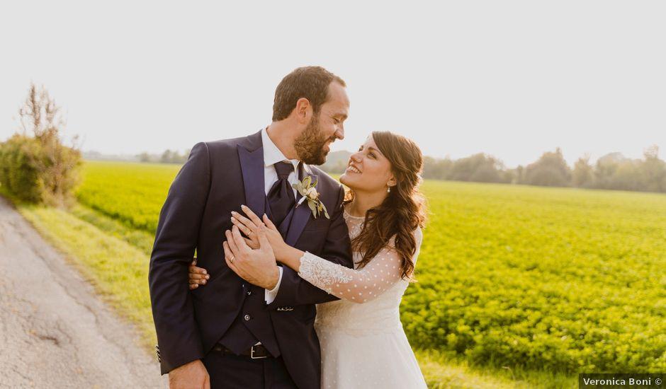 Il matrimonio di Daniele e Cinzia a Rubiera, Reggio Emilia