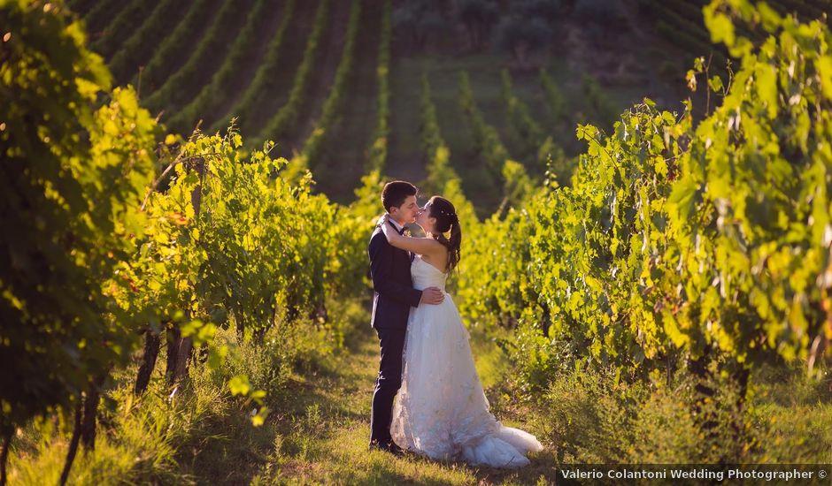 Il matrimonio di Lorenzo e Beatrice a San Casciano in Val di Pesa, Firenze