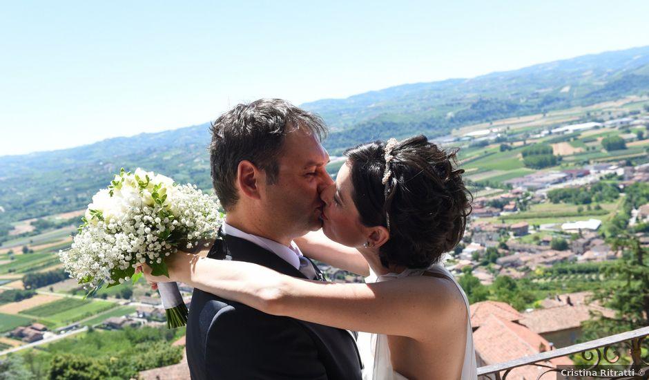 Il matrimonio di Gianluca e Giulia a Magliano Alfieri, Cuneo