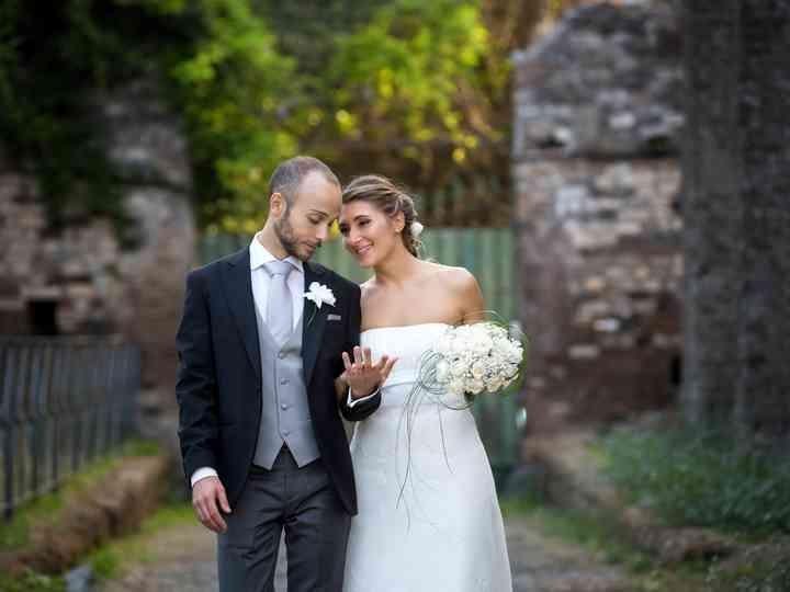 le nozze di Federica e Manuel