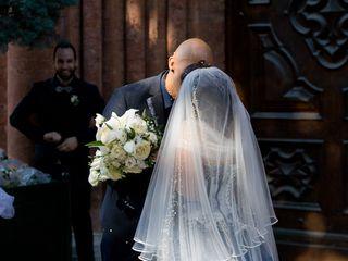 Le nozze di Monica Pelligra e Mirko Benetti 3