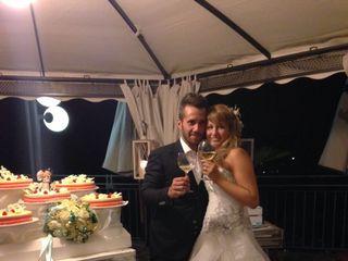 Le nozze di Gloria  e Mattia