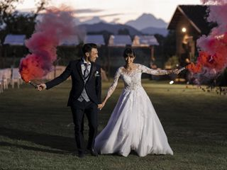Le nozze di Rossella e Massimiliano