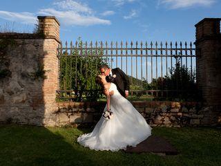 Le nozze di Davide e Ingrid
