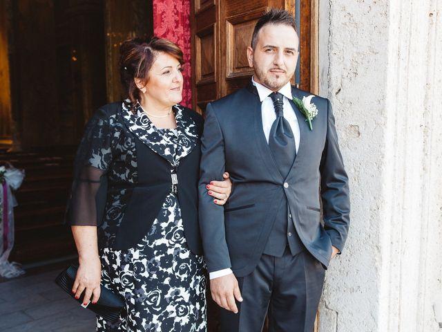 Il matrimonio di Claudia e Daniele a Frosinone, Frosinone 33