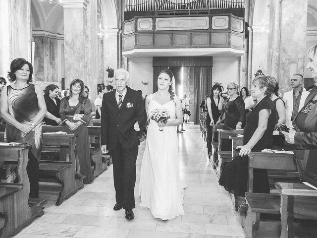 Il matrimonio di Claudia e Daniele a Frosinone, Frosinone 37
