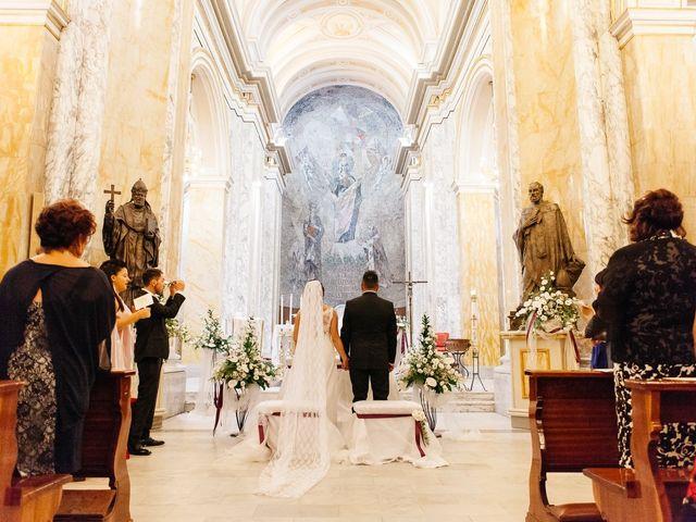Il matrimonio di Claudia e Daniele a Frosinone, Frosinone 38
