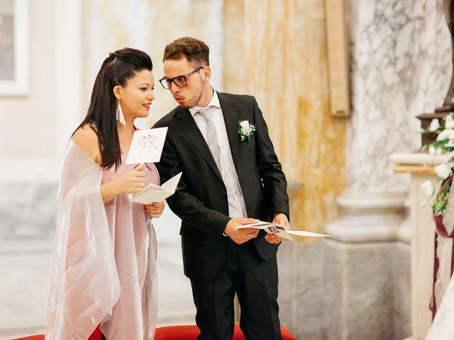 Il matrimonio di Claudia e Daniele a Frosinone, Frosinone 40