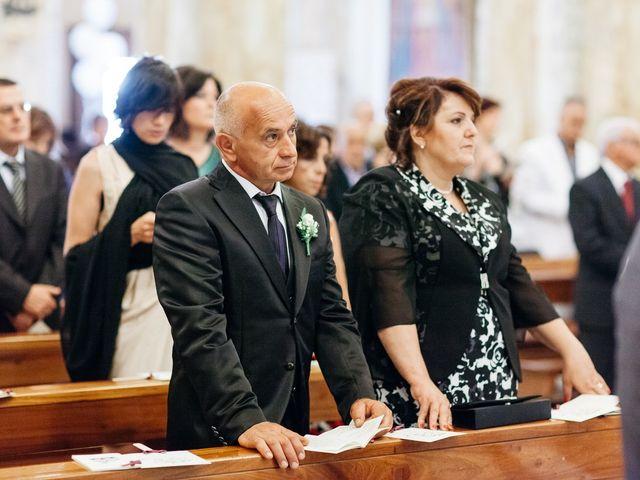 Il matrimonio di Claudia e Daniele a Frosinone, Frosinone 41