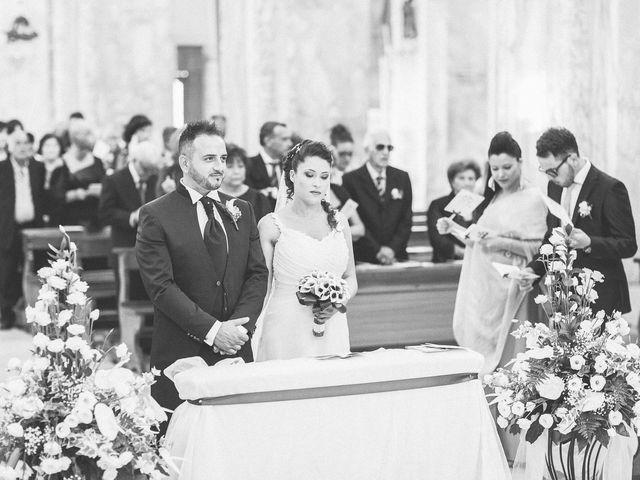 Il matrimonio di Claudia e Daniele a Frosinone, Frosinone 42