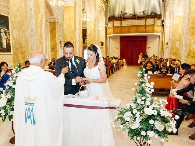 Il matrimonio di Claudia e Daniele a Frosinone, Frosinone 47