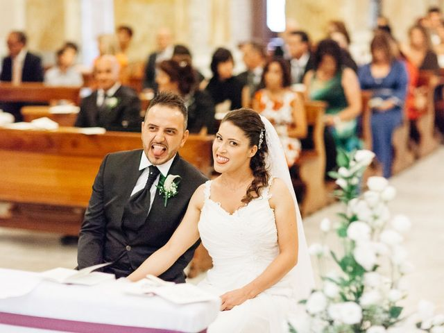 Il matrimonio di Claudia e Daniele a Frosinone, Frosinone 49