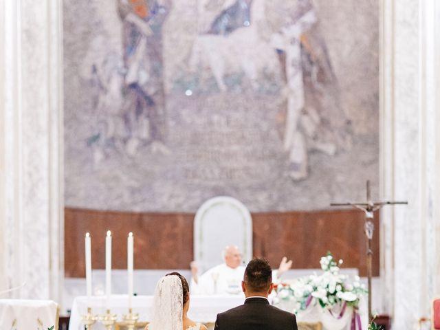 Il matrimonio di Claudia e Daniele a Frosinone, Frosinone 51