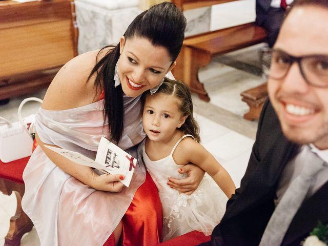 Il matrimonio di Claudia e Daniele a Frosinone, Frosinone 56