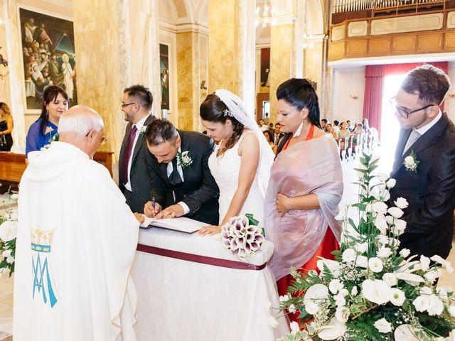 Il matrimonio di Claudia e Daniele a Frosinone, Frosinone 57