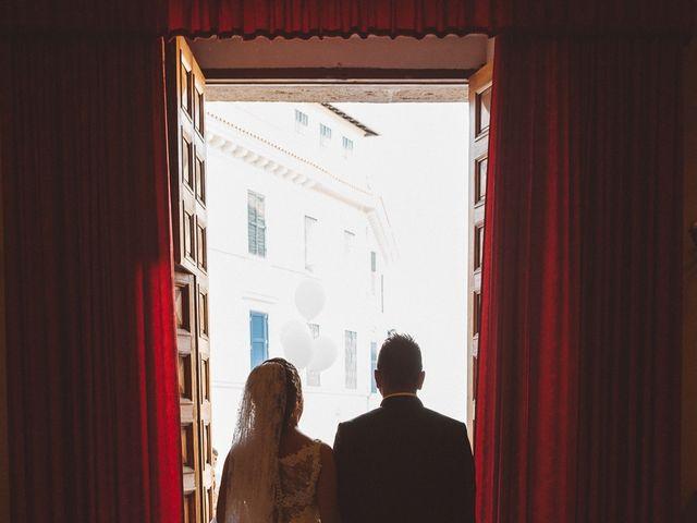 Il matrimonio di Claudia e Daniele a Frosinone, Frosinone 61
